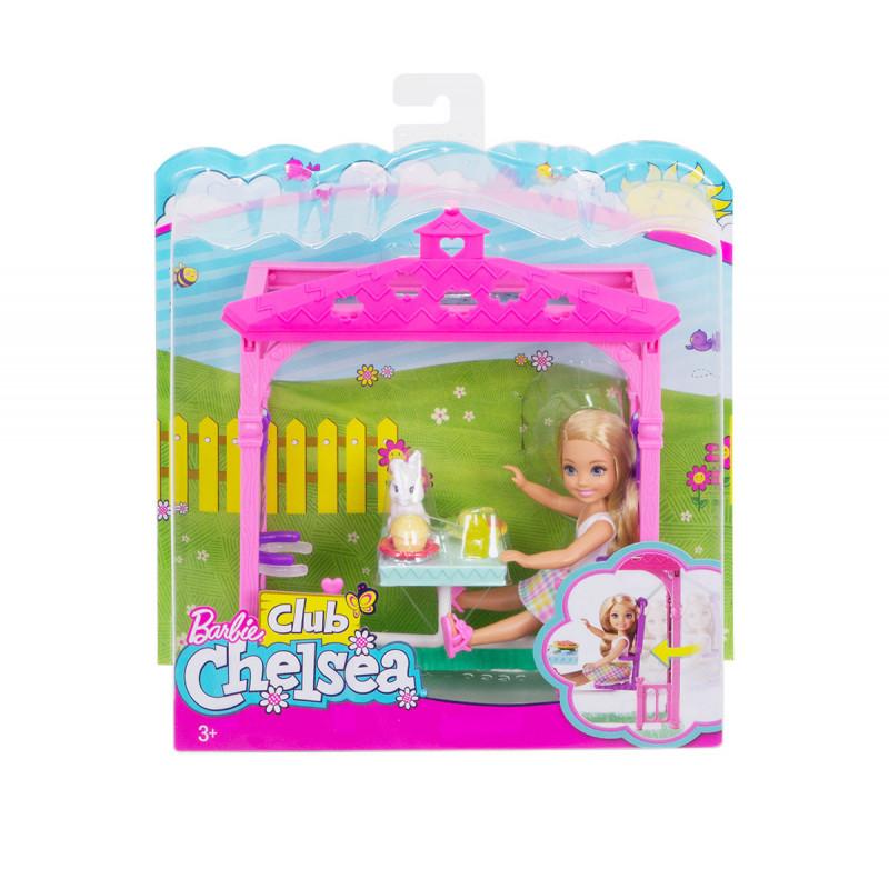Кукла - игрален комплект челси с аксесоари  8282