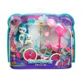 Комплект за игра enchantimals Mattel 8293