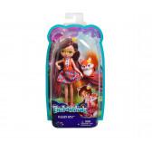Енчантималс - кукла фелисити фокс и лисичката флик Mattel 8296