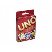 Карти за игра uno на български език Mattel 8306
