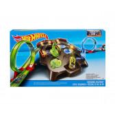 Игрален комплект , писта рикошет с количка Hot Wheels 8330