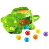 Игра динозавър с топчета Fisher Price  8368
