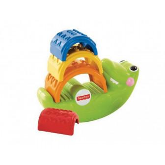 Играчка за сортиране  - крокодил Fisher Price  8376