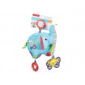 Занимателна играчка слон fisher price Fisher Price  8386