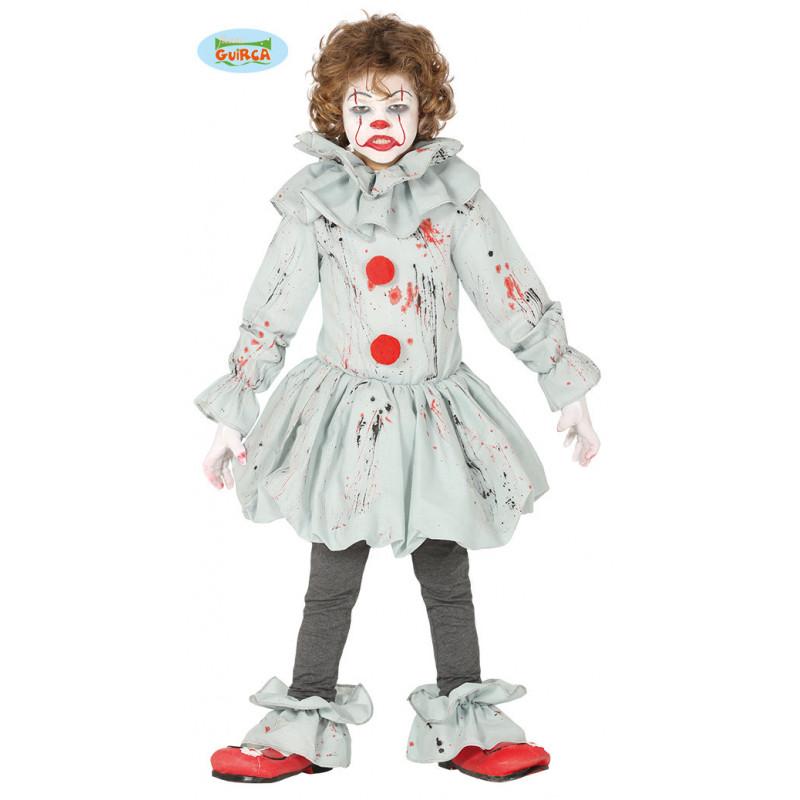 Карнавален костюм клоун  83878
