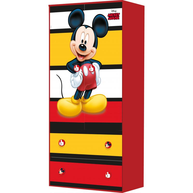 Гардероб - Mickey Mouse, 171.8х80х50 см.  8541