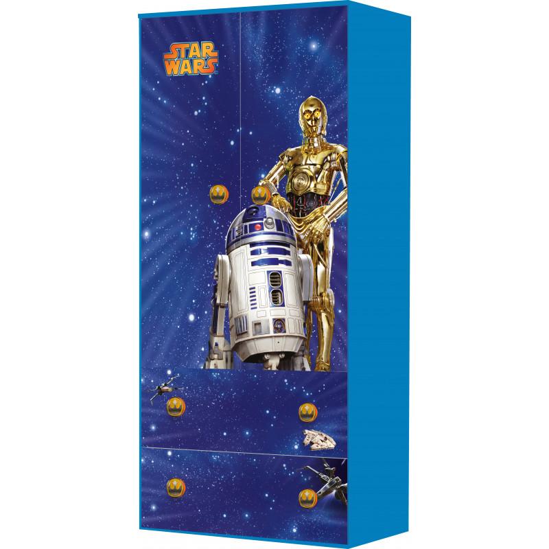 Гардероб - Star Wars, 171.8х80х50 см.  8544