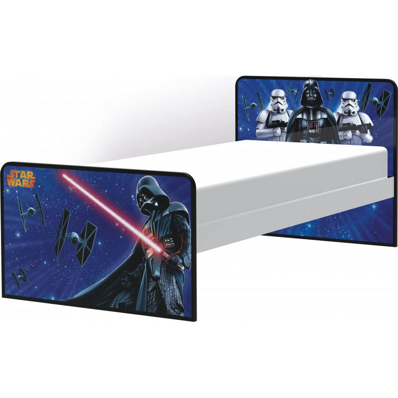 Детско легло, Star Wars, 183.5х99.8х80 см.  8549