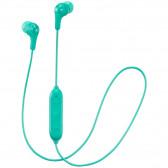 Стерео слушалки зелени hafx9btge JVC 8607