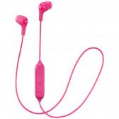 Стерео слушалки розови hafx9btpe JVC 8608