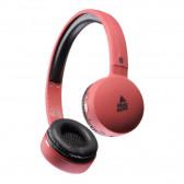 Стерео слушалки music sound bt red CELLULAR LINE 8617