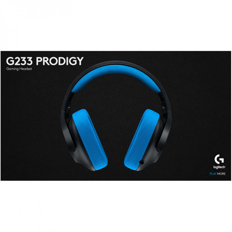Слушалки g233 prodigy  8623