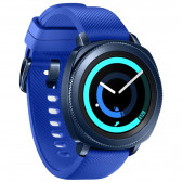 Smart watch galaxy gear sport blue Samsung 8627