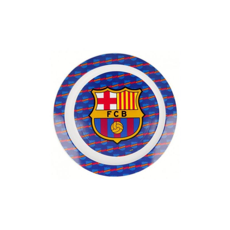 Чиния с логото на FC Barcelona  8737