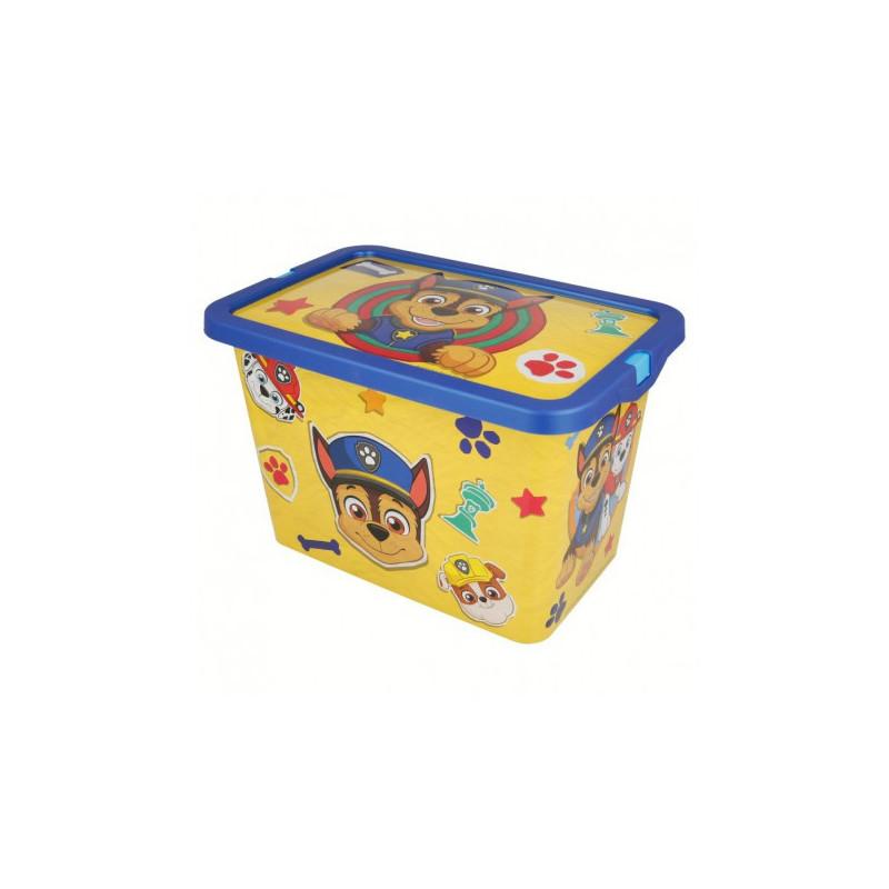 Кутия за съхранение Пес патрул, 7 литра  8857