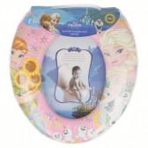 Мини wc седалка за деца с кука за закачане с картинка Frozen 8897
