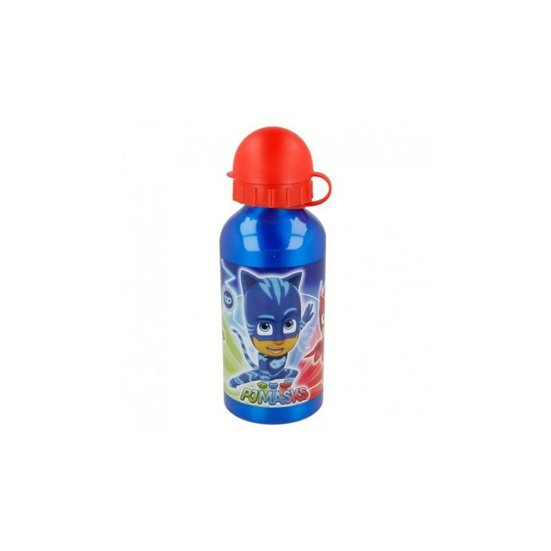 Алуминиева бутилка с картинка, Little Heroes, 400 мл  8925