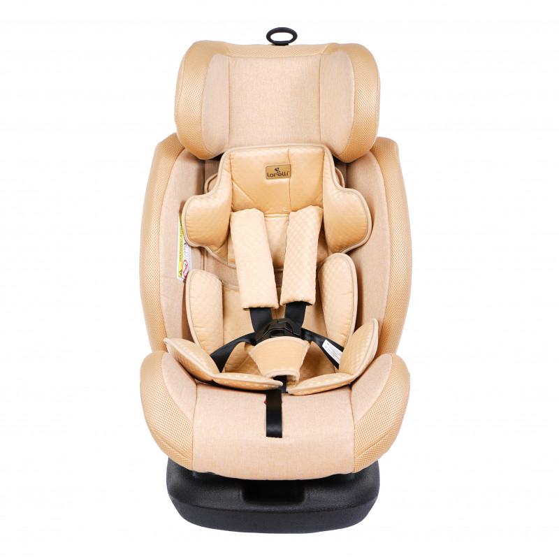 стол за кола с регулиране на облегалката RIALTO Isofix BEIGE унисекс  89567