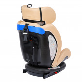 стол за кола с регулиране на облегалката RIALTO Isofix BEIGE унисекс Lorelli 89570 4