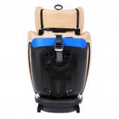 стол за кола с регулиране на облегалката RIALTO Isofix BEIGE унисекс Lorelli 89571 5