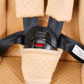 стол за кола с регулиране на облегалката RIALTO Isofix BEIGE унисекс Lorelli 89573 7