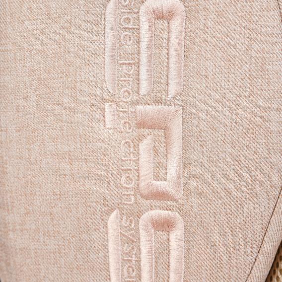 стол за кола с регулиране на облегалката RIALTO Isofix BEIGE унисекс Lorelli 89575 9
