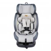 стол за кола с регулиране на облегалката RIALTO Isofix GREY унисекс Lorelli 89576