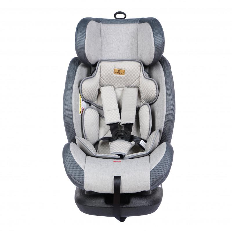 стол за кола с регулиране на облегалката RIALTO Isofix GREY унисекс  89576