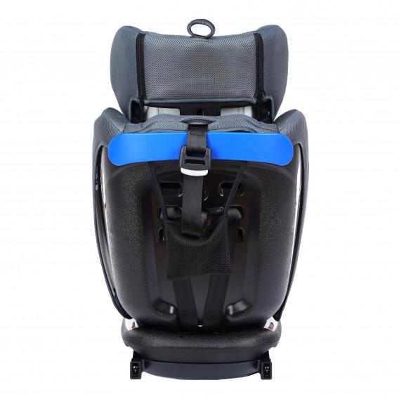 стол за кола с регулиране на облегалката RIALTO Isofix GREY унисекс Lorelli 89579 4
