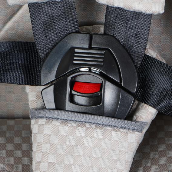 стол за кола с регулиране на облегалката RIALTO Isofix GREY унисекс Lorelli 89582 7