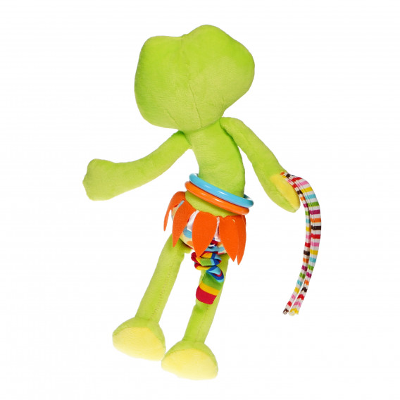 Играчка вибрираща жаба Lorelli 89654 2