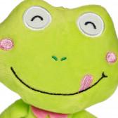 Играчка вибрираща жаба Lorelli 89655 3