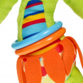 Играчка вибрираща жаба Lorelli 89656 4