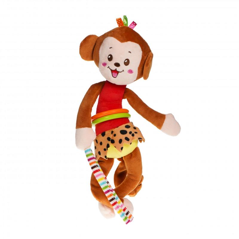 Играчка вибрираща маймуна  89657