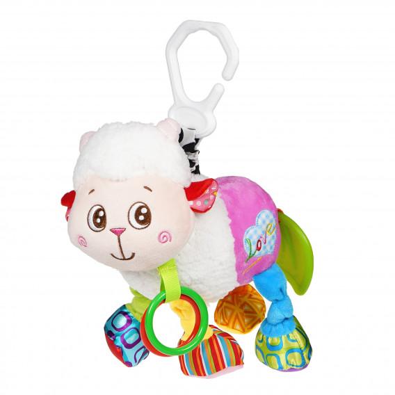 Вибрираща играчка агънце Lorelli 89766