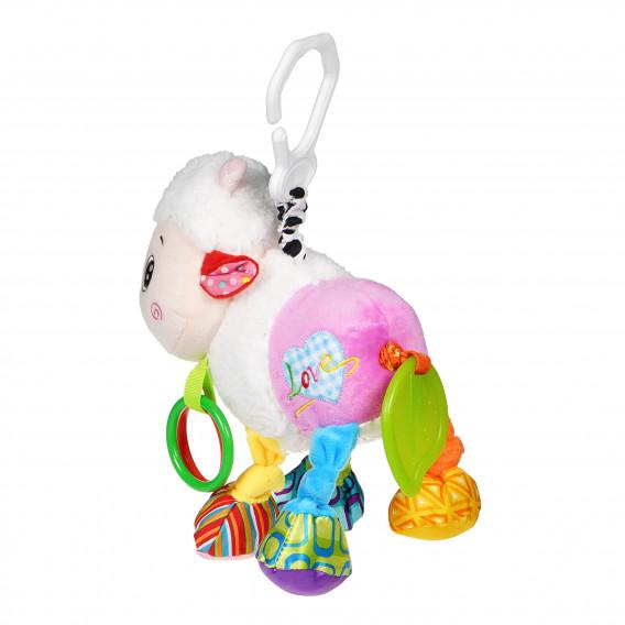 Вибрираща играчка агънце Lorelli 89767 2