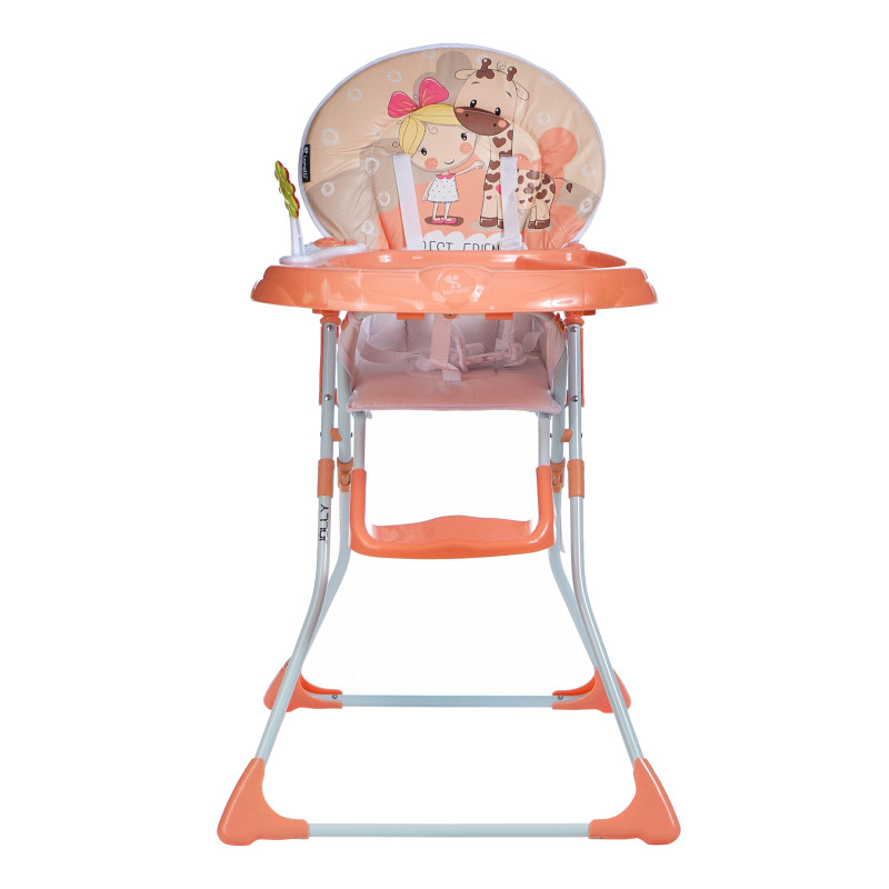 Стол за хранене, Jolly pink best friends  93120