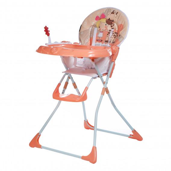 Стол за хранене, Jolly pink best friends Lorelli 93121 2