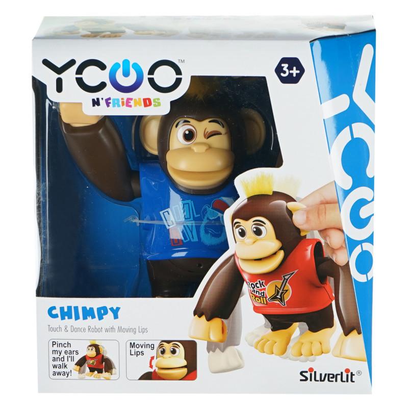 Маймунка с финкции синя  93871