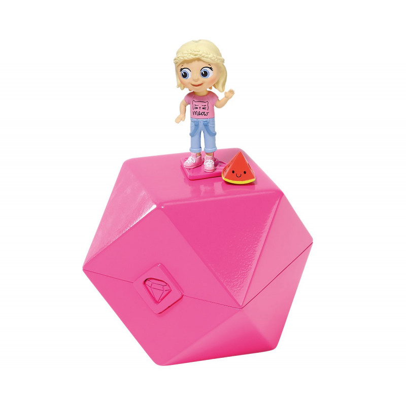 Бейби Борн - Кукличка аксесоар розова за момиче  94023