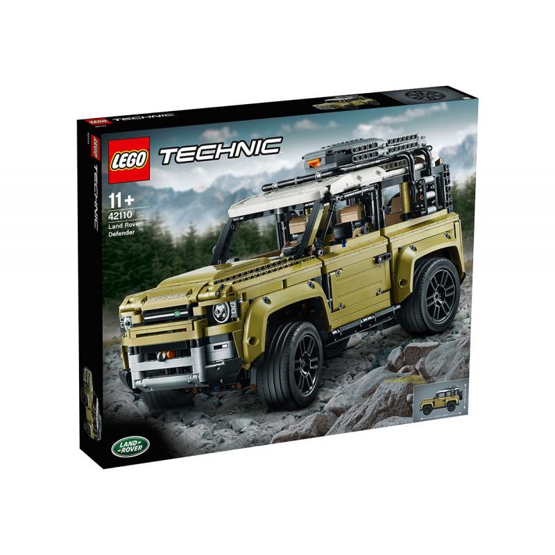 Конструктор - Land Rover Defender, 2573 части  94189