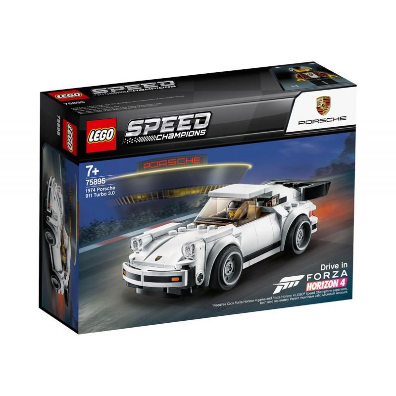 Конструктор - Porsche 911 Turbo 3.0, 180 части  94280