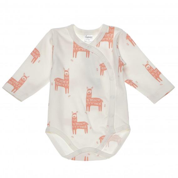 памучно боди за бебе унисекс Pinokio 94439