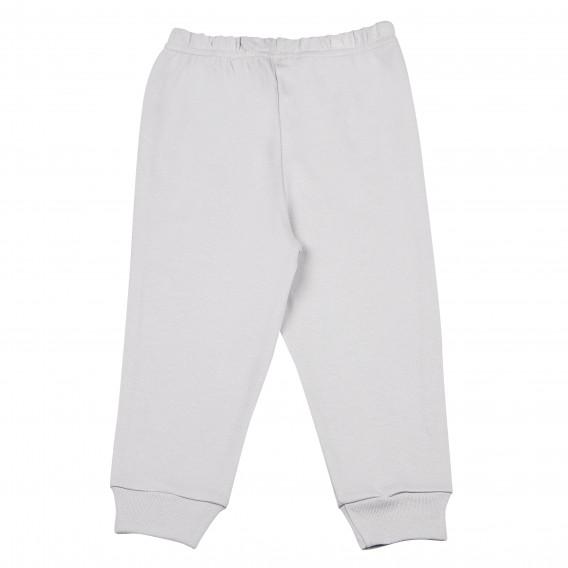Памучна пижама с дълъг ръкав за бебе - унисекс Pinokio 94488 4