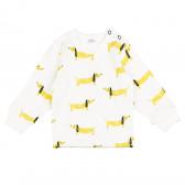Памучна пижама с дълъг ръкав за бебе - унисекс Pinokio 94490 6