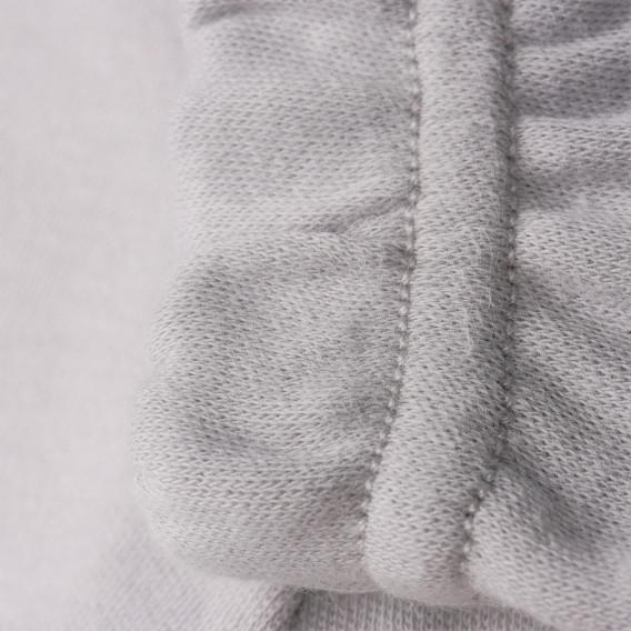 Памучна пижама с дълъг ръкав за бебе - унисекс Pinokio 94492 8