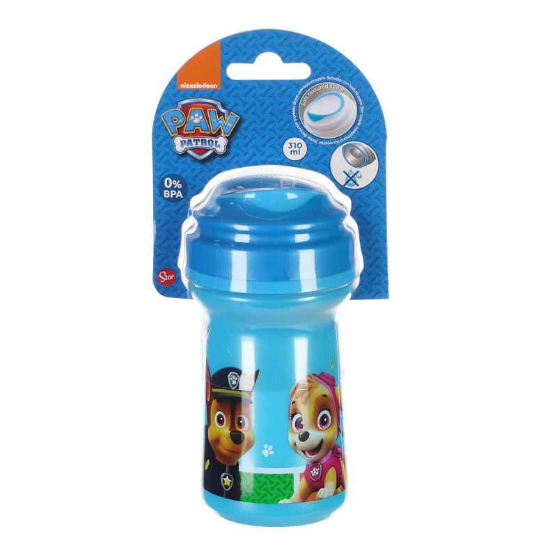 Чаша за малки деца с накрайник за пиене с картинка paw patrol  95338