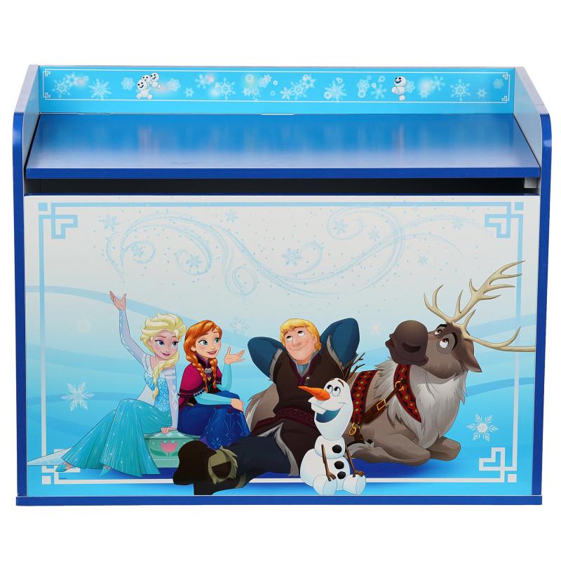 Скрин с ракла - Frozen, 60х80х40 см.  95673