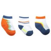 Комплект чорапи за бебе момче YO! 9630