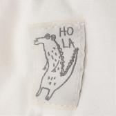Памучна жилетка с дълъг ръкав за бебе - унисекс Pinokio 96873 3